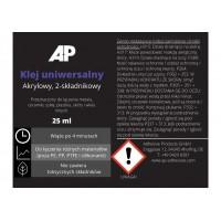 Klej uniwersalny AP na bazie akrylu